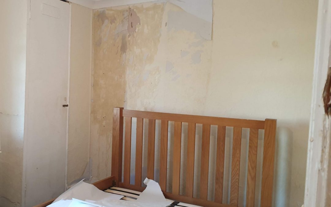 Repair and Decorate Bad Wall