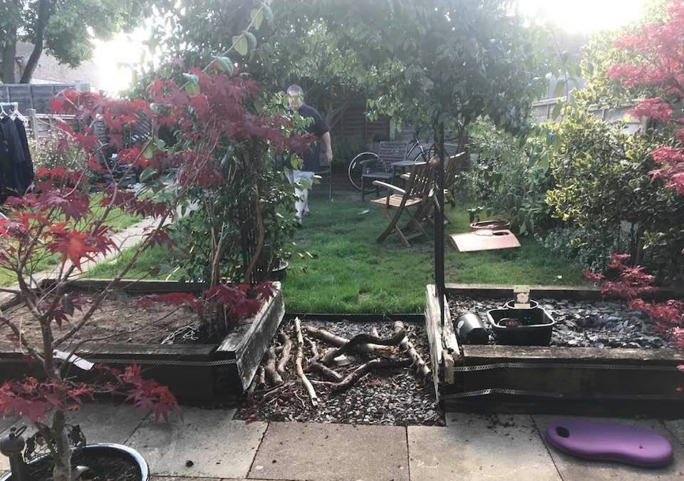 New Bespoke Garden Planters