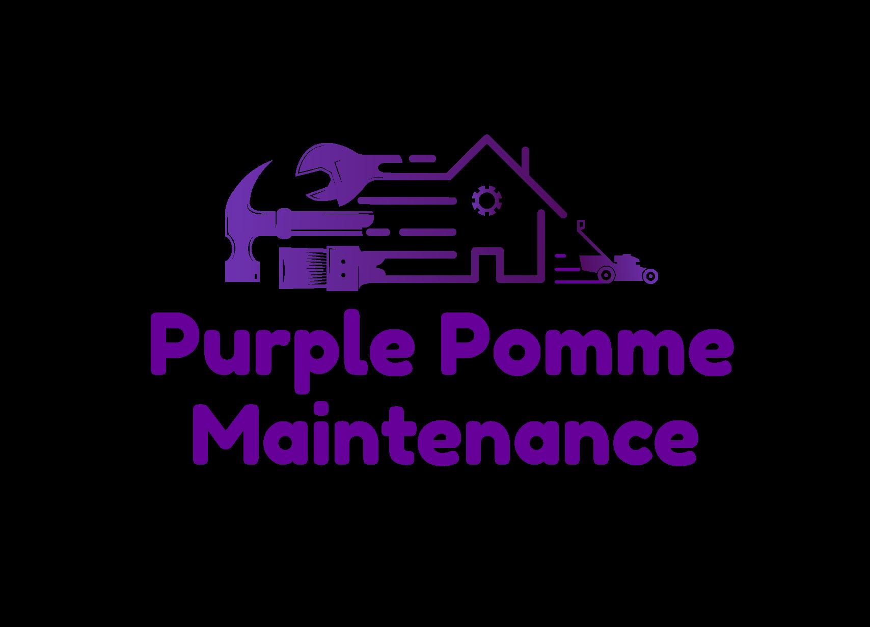 Purple Pomme